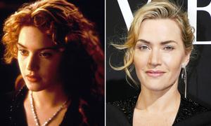 Dàn sao 'Titanic' đổi thay sau 20 năm