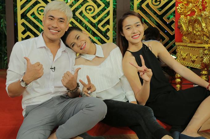 kieu-minh-tuan-an-can-cham-soc-cat-phuong-khi-di-choi-gameshow-3