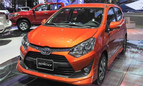 Mẫu xe giá rẻ của Toyota có khiến Kia Morning, Hyundai i10 đau đầu
