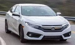 Honda giảm giá gần 200 triệu đồng cho ba mẫu xe hơi