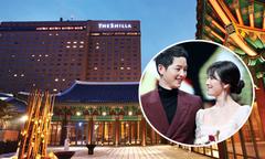 Song Hye Kyo tổ chức cưới tại khách sạn đẳng cấp nhất Hàn Quốc