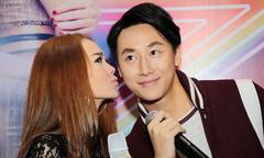 Minh Hằng uống 2 chai vang khi quay cảnh hôn Rocker Nguyễn