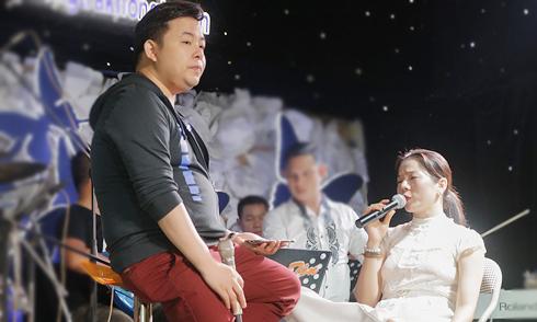 Sau khi chia tay bạn gái, Quang Lê ngày càng 'phát tướng'