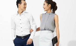 Canifa giảm giá nhiều mẫu váy, áo