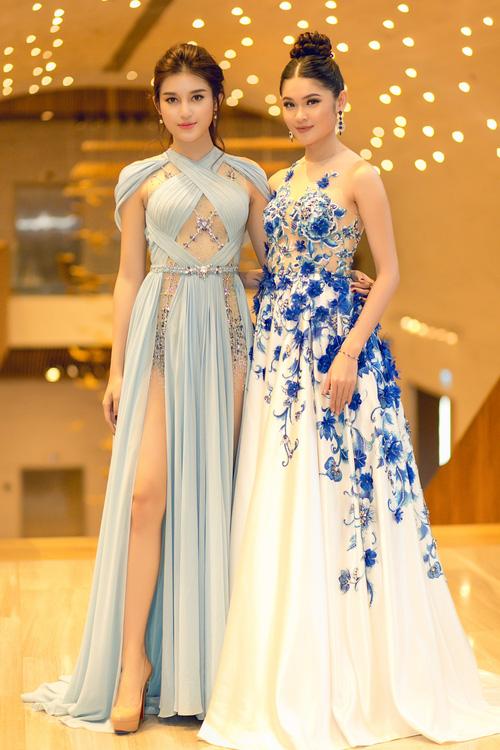Bên cạnh Á hậu Huyền My, sự kiện lần này còn có sự tham dự của Á hậu Việt Nam 2016 Thùy Dung.