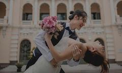 Ảnh cưới của cặp đôi xứ Đài chụp ở Việt Nam gây sốt mạng xã hội