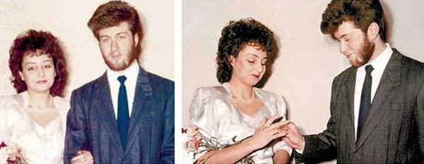 Tỷ phú Abramovich và người vợ đầu Olga