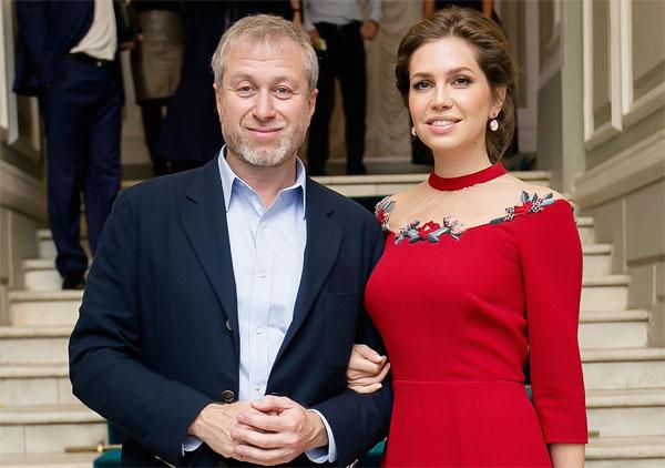 Ông chủ Chelsea và người đẹp Dasha Zhukova