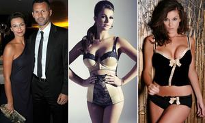 Ba người đẹp khốn khổ vì Giggs