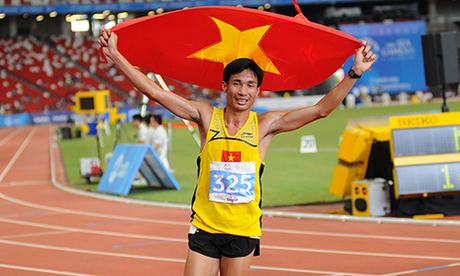 Tâm sự của người lính Nguyễn Văn Lai trước ngày tranh tài ở SEA Games