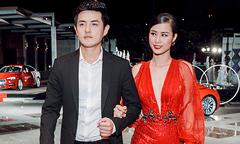 Đông Nhi và bạn trai sánh đôi đi sự kiện ở Vũng Tàu