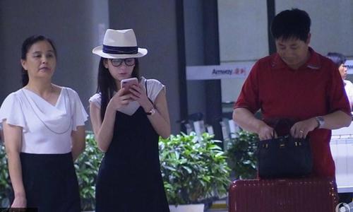 Vợ Quách Phú Thành về nhà ngoại, chờ ngày sinh nở