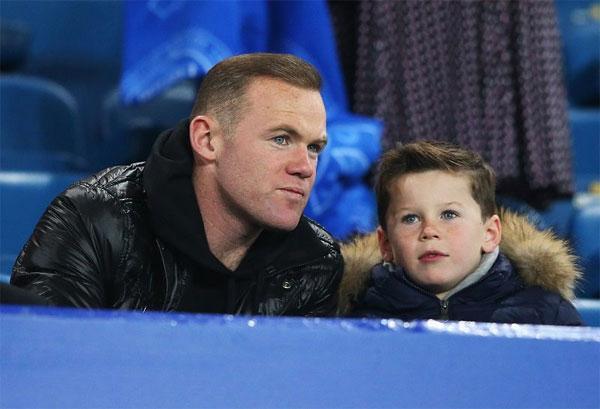 Tiền đạo tuyển Anh bị vợ cấm tới xem con trai thi đấu vì từng khiến cậu nhóc buồn phiền. Ảnh: PA.