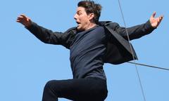 Tom Cruise gặp tai nạn khi đang quay 'Nhiệm vụ bất khả thi 6'