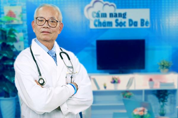 Bác sĩ Nguyễn Văn Lộc - nguyên Phó giám đốc Bệnh viện Nhi Trung ương.