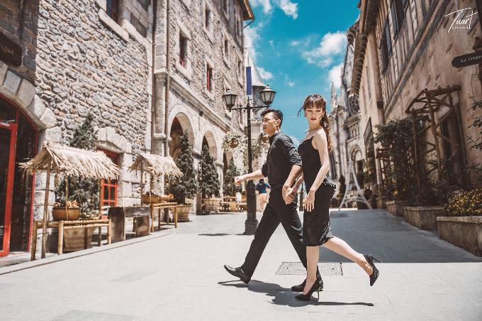 7 phong cách chụp ảnh nổi bật mùa cưới 2017-2018
