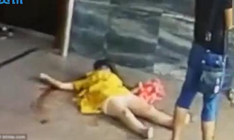 Đánh bạn gái chảy máu đầu bất tỉnh rồi bỏ đi
