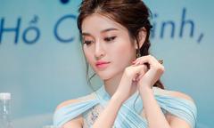Huyền My được truyền thông Campuchia, Lào đánh giá cao tại Miss Grand 2017