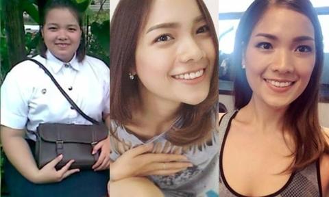 'Gái ế' 110 kg lột xác thành hot girl sau khi giảm 50 kg