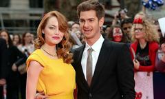 Emma Stone hẹn hò trở lại với bạn diễn 'Spider-Man'