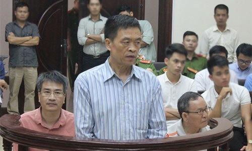 Tham ô 260 tỷ đồng, Giang Kim Đạt nhận án tử hình