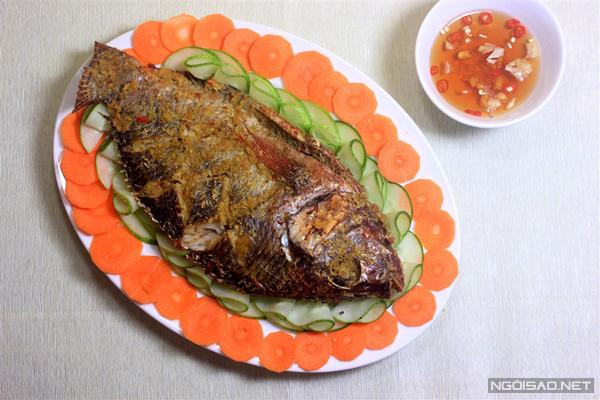 Món ăn rất thích hợp để ăn cùng với cơm nóng, hay ăn nhậu cũng rất ngon.