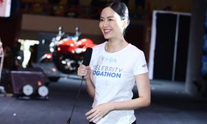 Sau 23 năm đăng quang, Hoa hậu Thu Thủy vẫn tươi trẻ, đầy sức sống