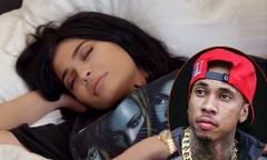 Kylie Jenner buồn chán nằm bẹp trên giường sau khi chia tay rapper gốc Việt
