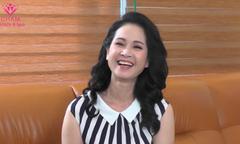 NSND Lan Hương chia sẻ bí quyết trị nám tuổi trung niên