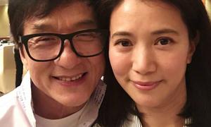 Vợ Trương Trí Lâm và Thành Long làm hòa sau 22 năm hận không nhìn mặt