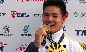 Cung thủ 21 tuổi và HC vàng bất ngờ tại SEA Games