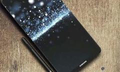Hé lộ camera chụp xóa phông, S Pen nâng cấp trên Galaxy Note 8