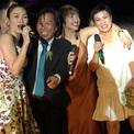 Mỹ Tâm và dàn sao 'quậy' tưng bừng trong đám cưới Nguyễn Tranh