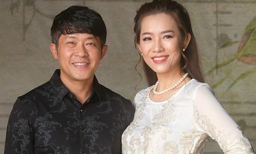 Ông xã tháp tùng Hoa hậu Ảnh 2000 Yến Nhi đi sự kiện