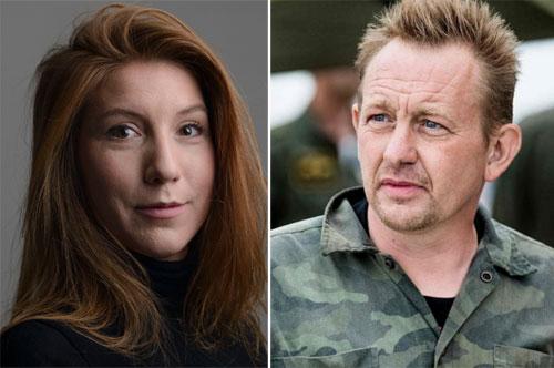 Nghi án nữ nhà báo Thụy Điển bị nhà khoa học ném xác xuống biển