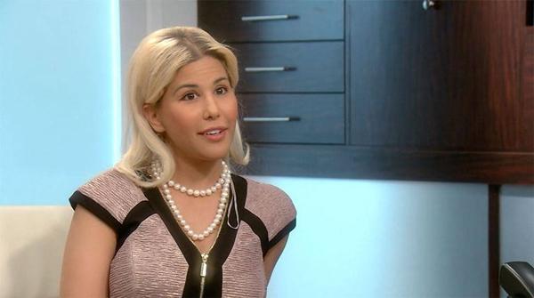 Tiffany Taylor trải qua 13 cuộc phẫu thuật trong một năm để có diện mạo giống Ivanka Trump.