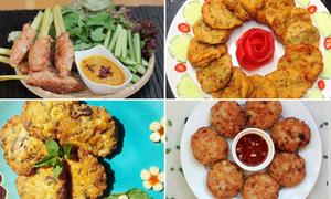 Các món chả ngon cơm và đơn giản, ai cũng làm được