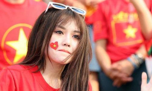 Nước mắt và đắng cay sau trận thua Thái Lan