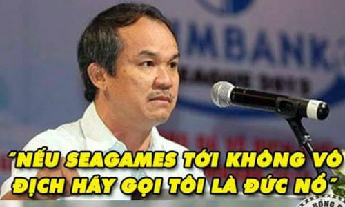 Tràn ngập ảnh chế khi U22 Việt Nam bị loại khỏi SEA Games