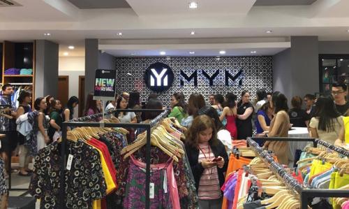 Thời trang MYM giảm giá sâu lúc nửa đêm