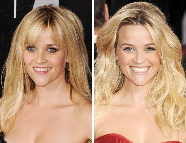 Reese Witherspoon để lộ nếp nhăn dưới mắt khi