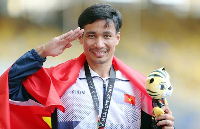 Nhà vô địch SEA Games bảo vệ ngôi vô địch 5.000m