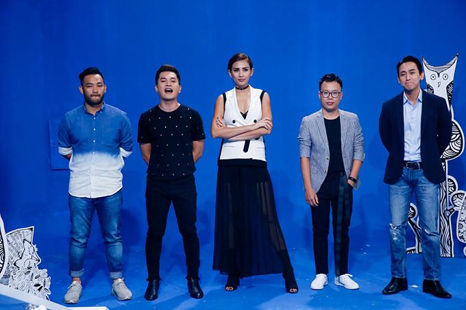 Ở phần thi chụp ảnh, các người mẫu sẽ phải hợp tác cùng ca sĩ - diễn viên Hứa Vĩ Văn cho ra những bức ảnh cuốn hút trong bối cảnh và trang phục được thể hiện theo phong cách pop art.