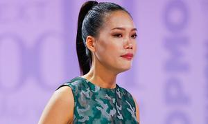 Nguyễn Hợp bị loại khỏi Next Top vì quá 'cứng đầu'