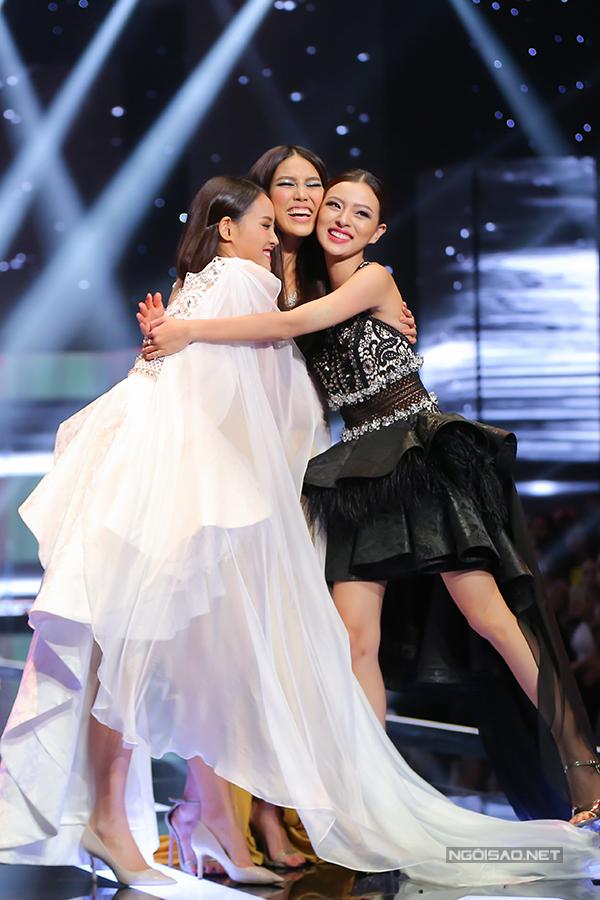 Kết thúc chương trình phần thắng đã thuộc về Tú Hảo của team Lan Khuê nhưng do cách xây dựng kịch bản yếu kém nên chương trình đã mang đến cái kết cụt, khiếnchính các thí sinh và khán giả xem truyền hình đều cảm thấy hụt hẫng.