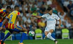Real 2-2 Valencia