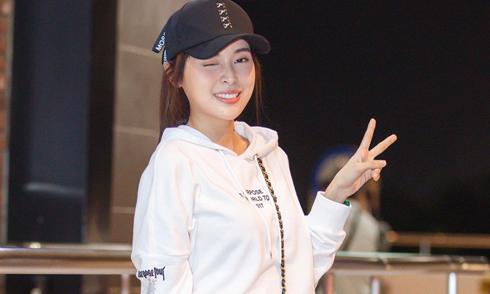 Trúng quảng cáo hơn nửa tỷ, Cao Thái Hà sang Hàn quay TVC