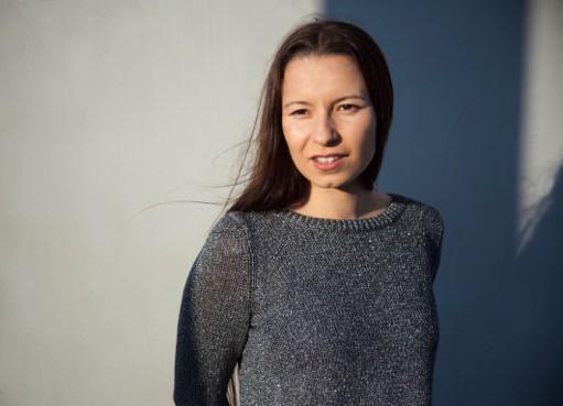 Nữ đạo diễn Anne Zohra Berrached.
