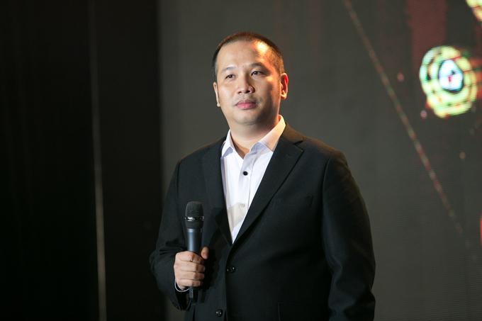 Đạo diễn Quang Huy đang thực hiện dự án Người phán xử bản điện ảnh.
