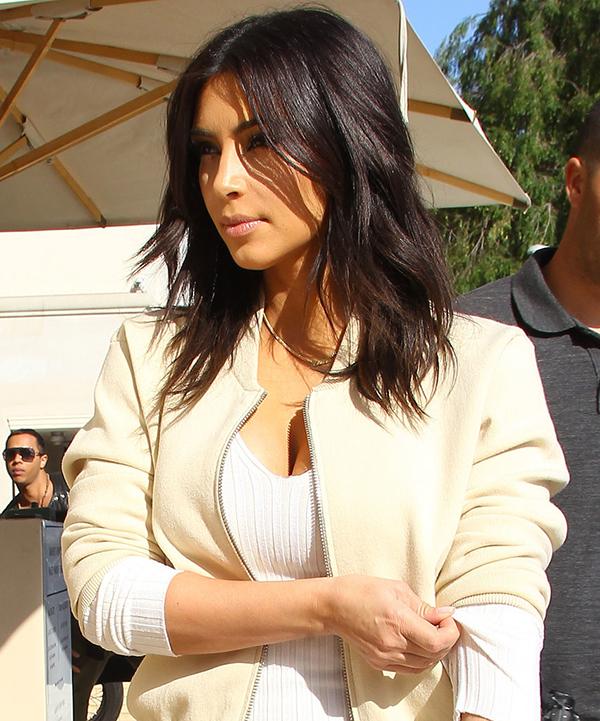 Sản phẩm dầu dưỡng tóc yêu thích nhất của Kim là Moroccan Argan Oil.